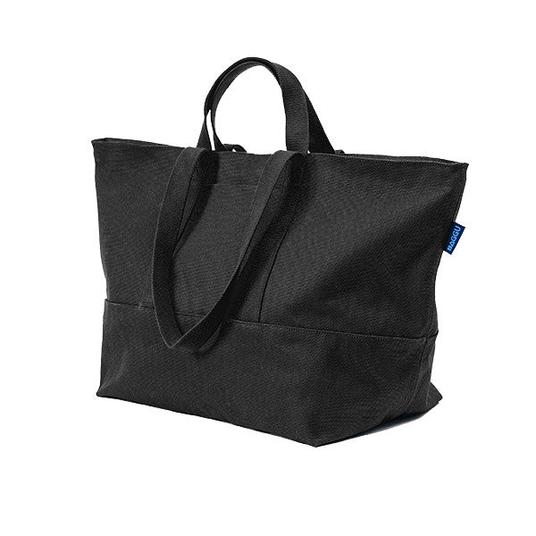 Weekend Recycled Canvas Bag - Black