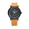 Solar Watch - Mustard/Black