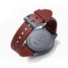 Q&Q Solar Power Watch - Brown/Black