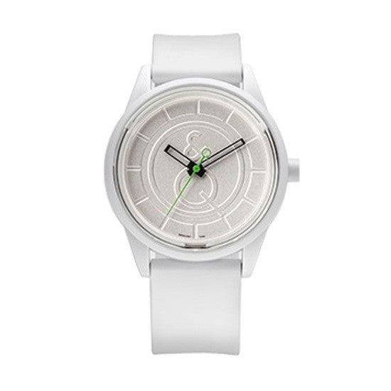 Solar Watch - White