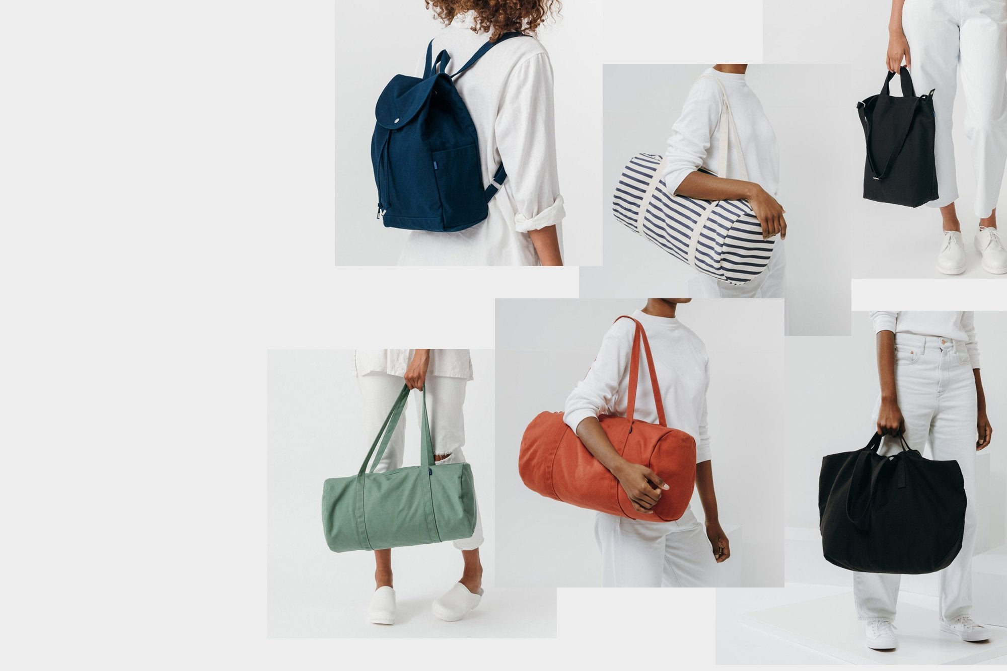 Recycled Canvas Bags