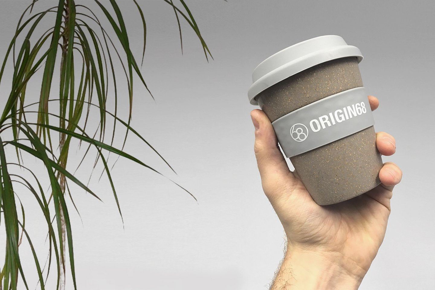 Reusable Bamboo Fibre Cups