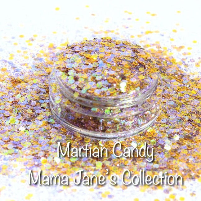 Mama Jane's Glitter Collection