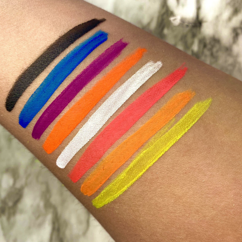 Cocktail Hour Neon Cake Liner Palette