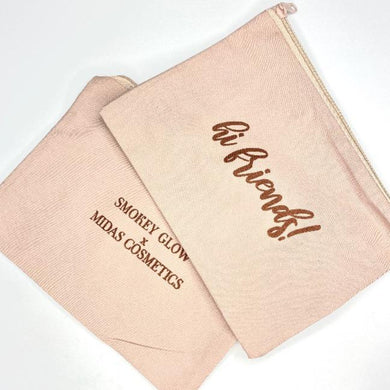 Smokey Glow Makeup Bag
