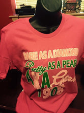 AKA Alpha Girl T-Shirt (Pink)