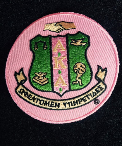 Pink Classic Patch