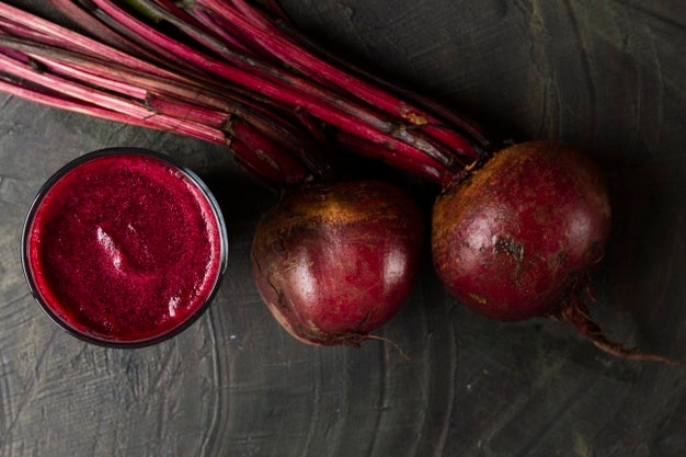 Erection Boosting Beetroot Juice