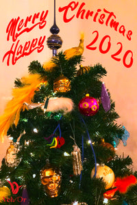 Merry Christmas - Happy 2020