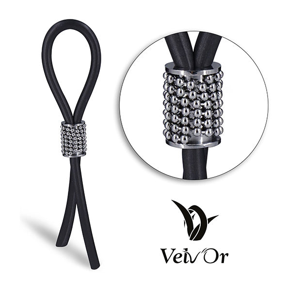 JBoa 302 Adjustable Penis Ring - Velv'Or