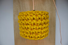 Felted Wool Woven Lamp Shades
