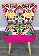 Santa Maria Desert Flower 50's Cocktail Chair
