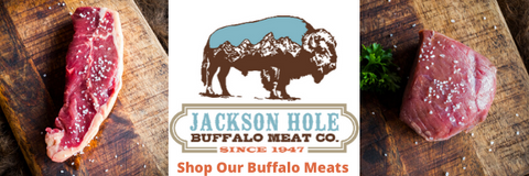 Shop Our Buffalo Meat
