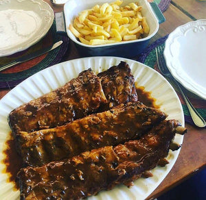 BABY BACK RIBS 1KG