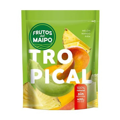 MIX TROPICAL 400 GRAMOS