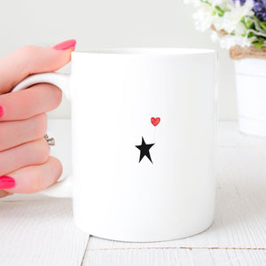 You Are Loved Twinkle Star Mug