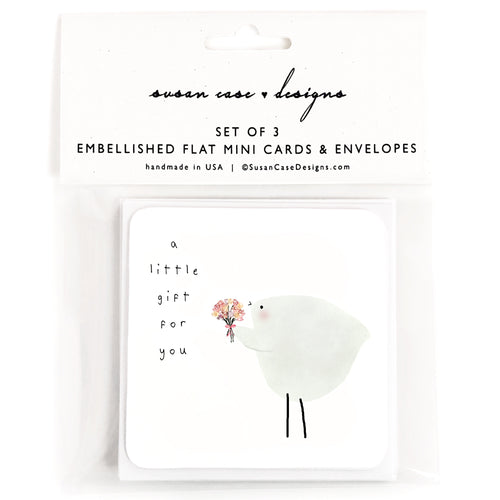 A Little Gift For You - Mini Card Set