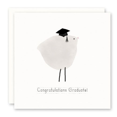 Cute Graduation Grad Card
