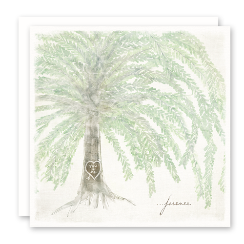 Under The Willow - You and Me Forever - Card