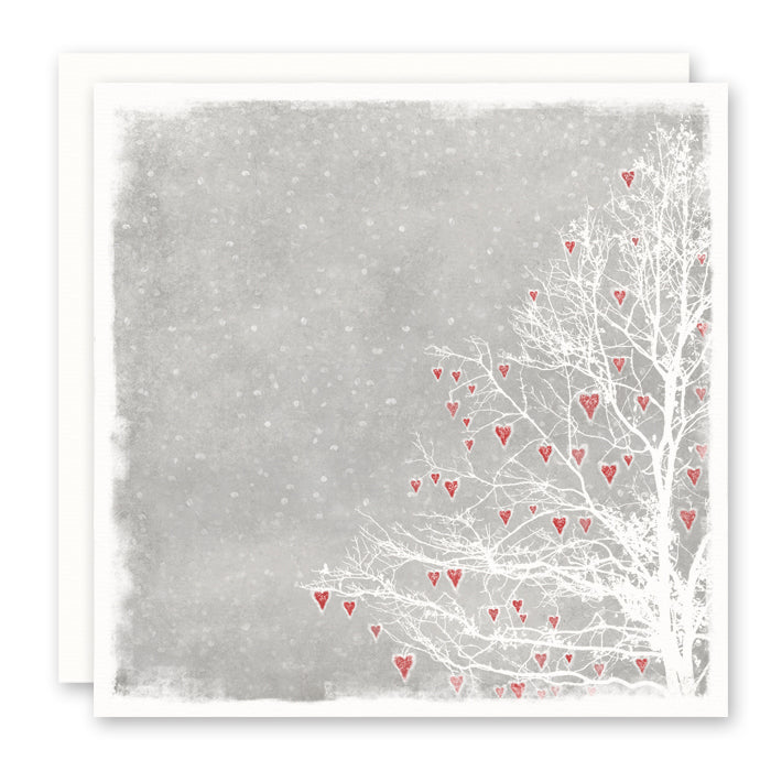 Tree of Love Holiday Card