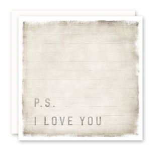 i love you card, love card by susan case designs