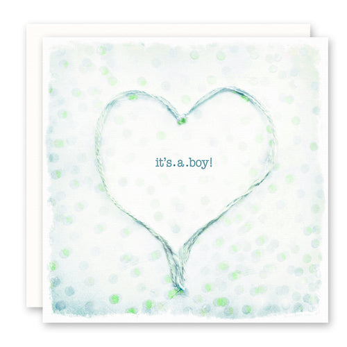 It's A Boy - Card