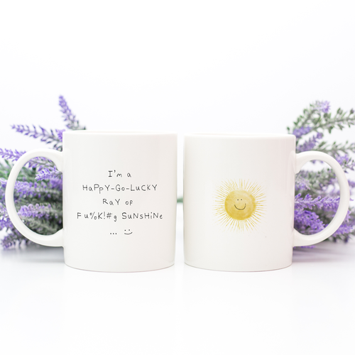 Ray of Sunshine Mug (Sassy)