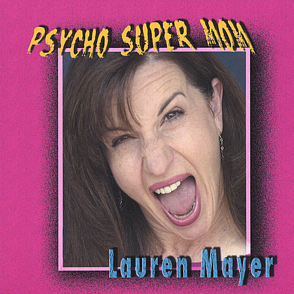 Psycho Super Mom - digital album