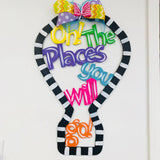 Oh the Places You will Go Customizable Dr. Seuss Custom Home Decor