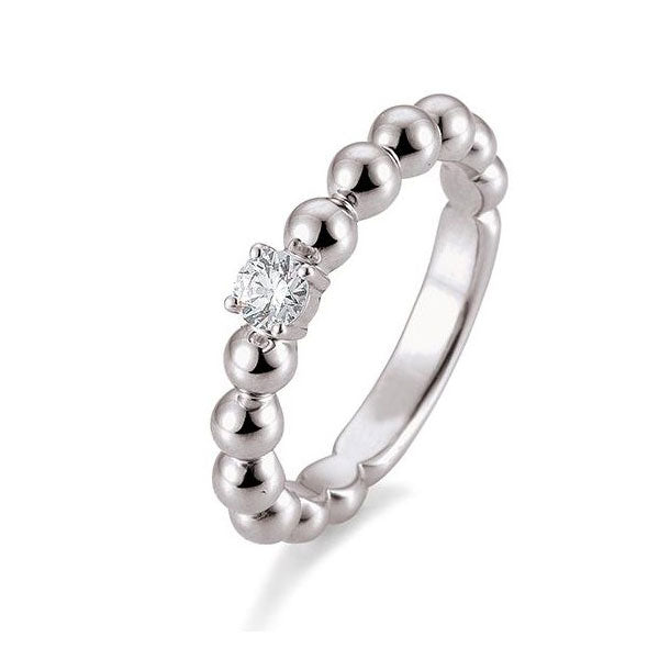 Diamantring · Kugel Ring · 0,15ct · 4105975