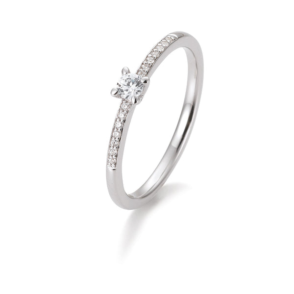 Fantasiering · 0,17ct Diamant · 41859500