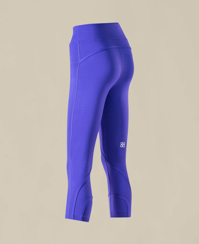 Legging court sport femme sportive activewear chic france
