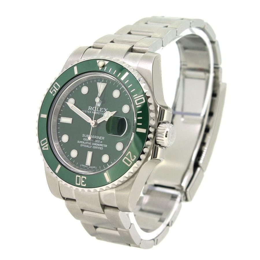 Rolex Submariner swiss-automatic men's Watch 116610 - watches-2019