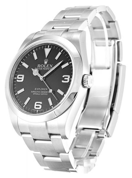 Rolex Explorer 214270 - watches-2019