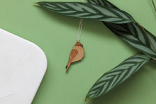 Bullfinch Necklace