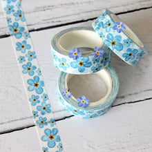 Forget Me Not Washi Tape