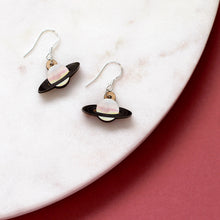 Saturn Drop Earrings