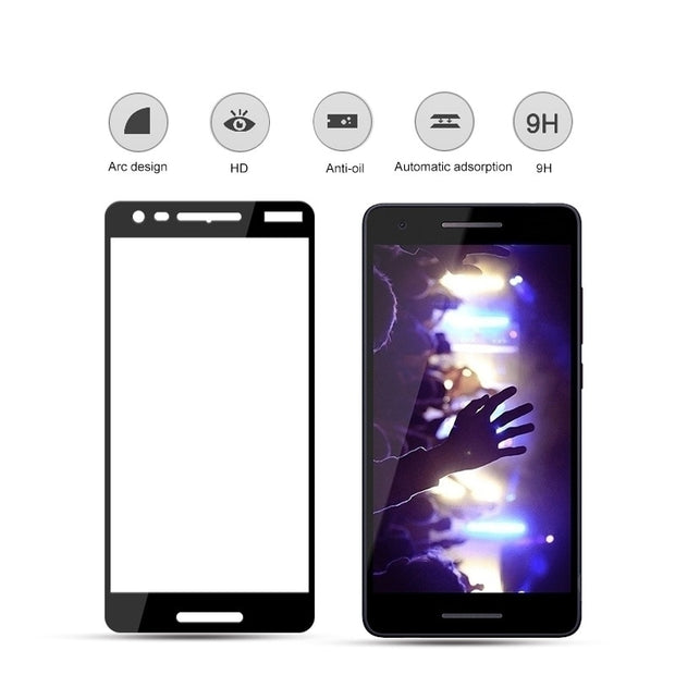 9H Full Cover Tempered Glass Screen Protector For Nokia 2.1 2 2018 TA-1080 TA-1092 For Nokia 2 TA-1029 TA-1035 Glass Film