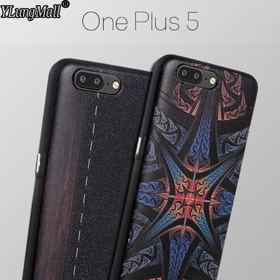 Coque Fundas For Oneplus 5 Case Phone Cases Soft 3D Stereo Relief Spiderman Superman Tiger Covers For One Plus 5 Silicone Cover