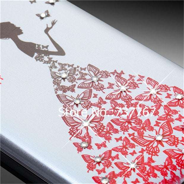 For Microsoft Lumia 640 XL Case,Crystal Diamond 3D Hard Plastic Cover Case For Nokia Microsoft Lumia 640 XL 640XL LTE Dual SIM