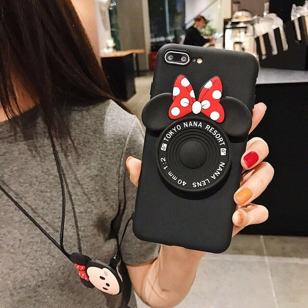 Minnie With Strap