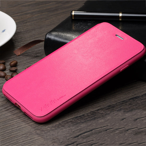 new concept c46b9 ee491 Hot Sale For IPhone 8 Plus Case Luxury Brand Fiber Leather Soft Silicone  Armor Full Body Protective Back Phone Case Cover Funda