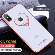 Xs max red