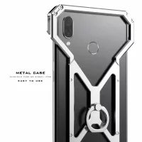 info for 3129f ccf4a Luxury Aluminum Metal Case For Huawei Honor Play Cover Powerful Armor  Shockproof Bumper Case Metal Frame Cover For Honor Play
