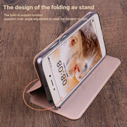 MOFi Luxury Lucky Star PU Leather Case For Xiaomi Redmi 5A Cover Phone Bag Case Stand Phone Cases Flip Cover Redmi5A Case
