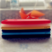 Macarons Color TPU Silicone Frosted Matte Case For Huawei Y7 Prime 2018 5.99'' Simple Solid Color Soft TPU Cases