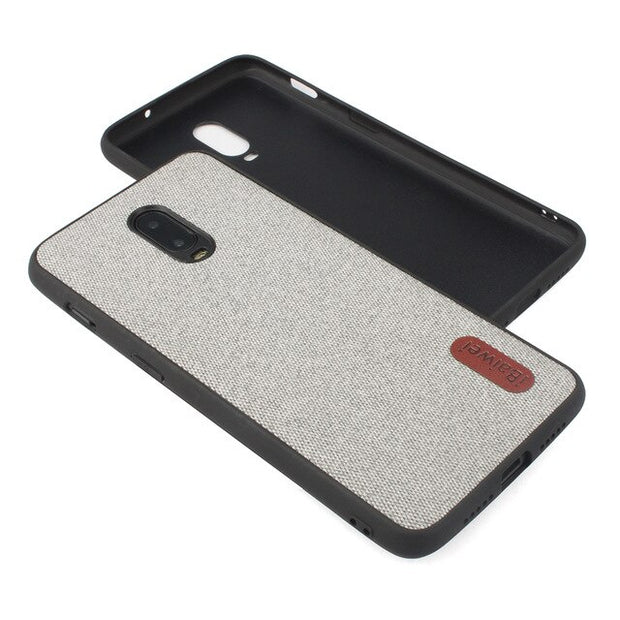 Fabric Case Gray