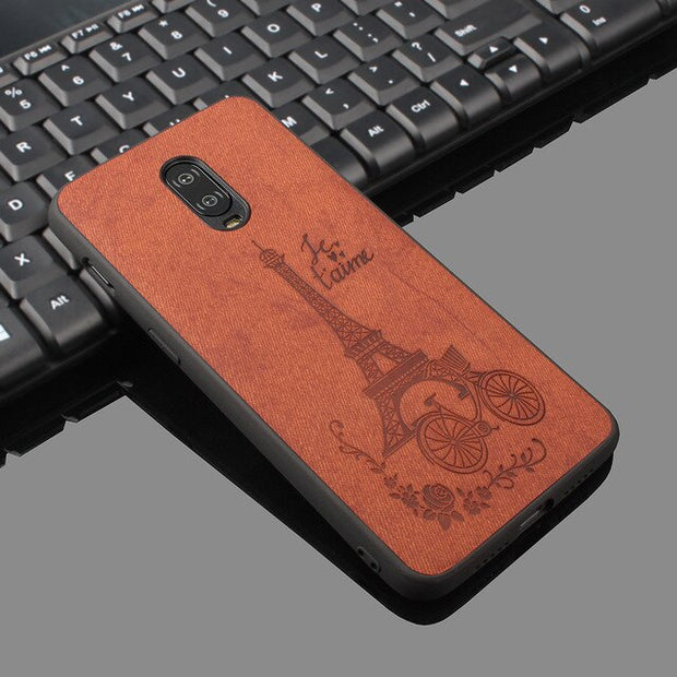 Tieda Case Brown