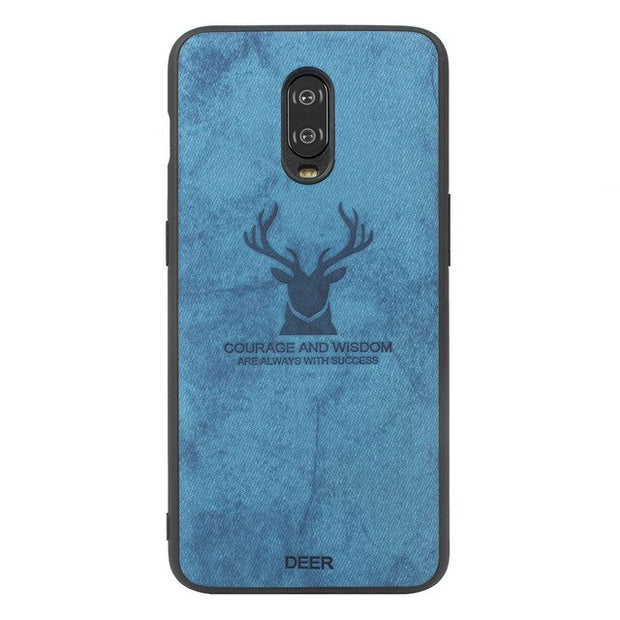 Deer Case Blue