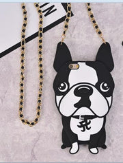 cover iphone 7 french bulldog